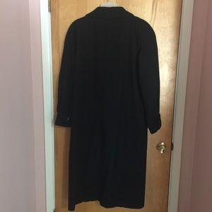 Liz Baker Jackets & Coats - Liz Baker Long Wool Coat